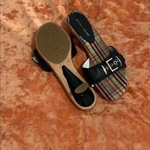 Antonio melani slightly heeled sandals